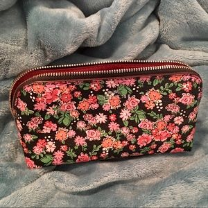 {COACH} Cosmetics bag. Coach floral